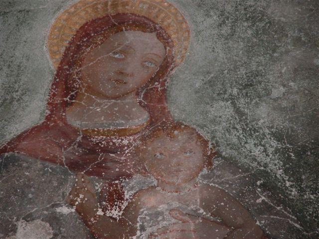 una Madonna a Livo