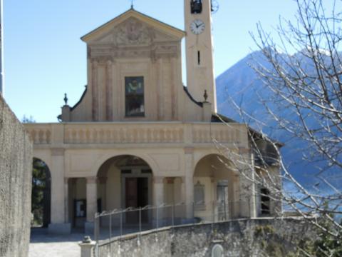 Muronico, chiesa di S. Sisinio