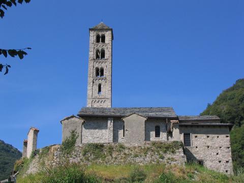 Lasnigo, Chiesa di S. Alessandro
