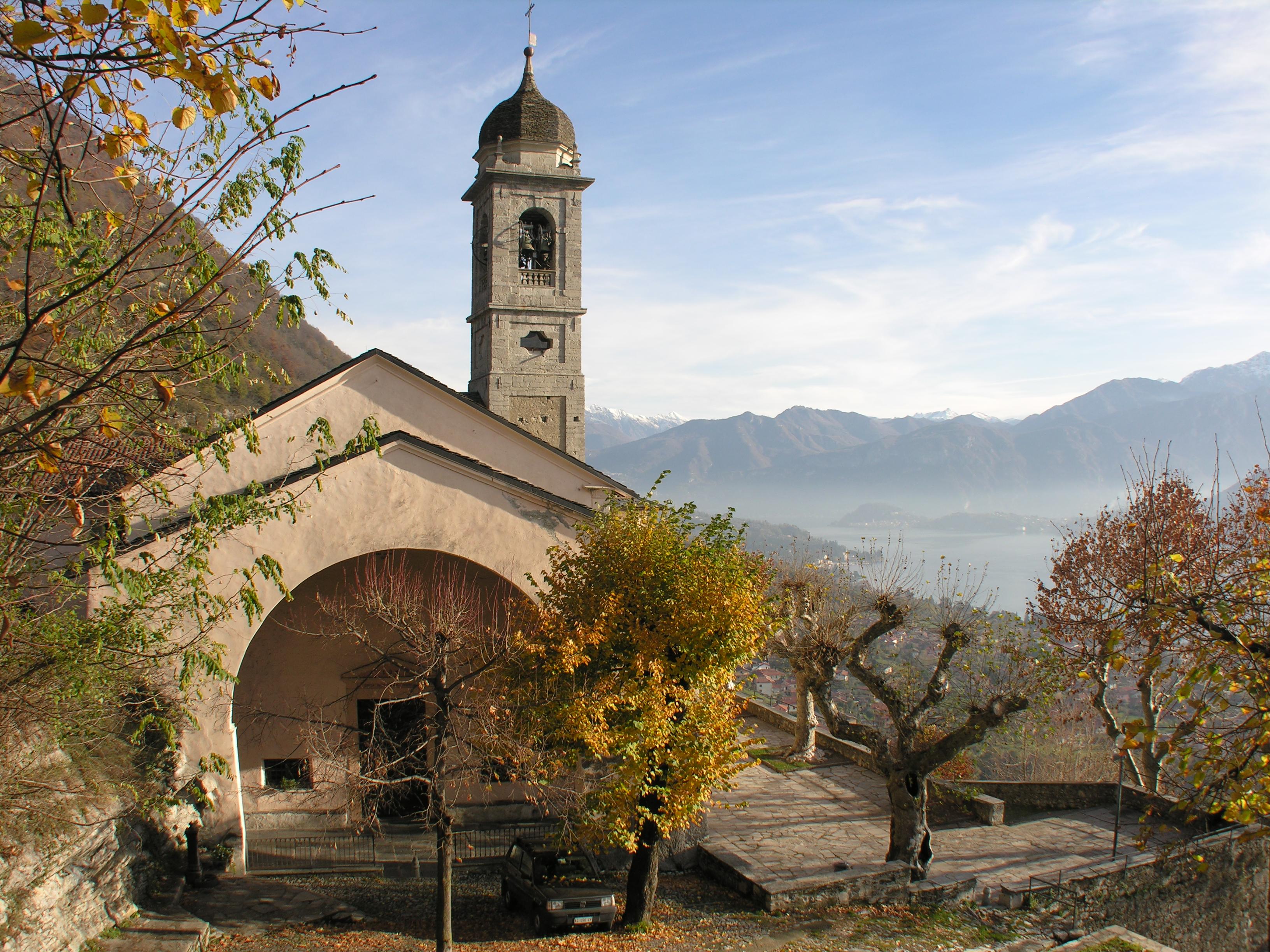 Sacro Monte dii Ossuccio (Tremezzina-CO)