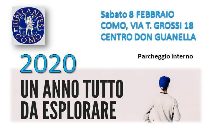 INCONTRO IUBILANTES 2020