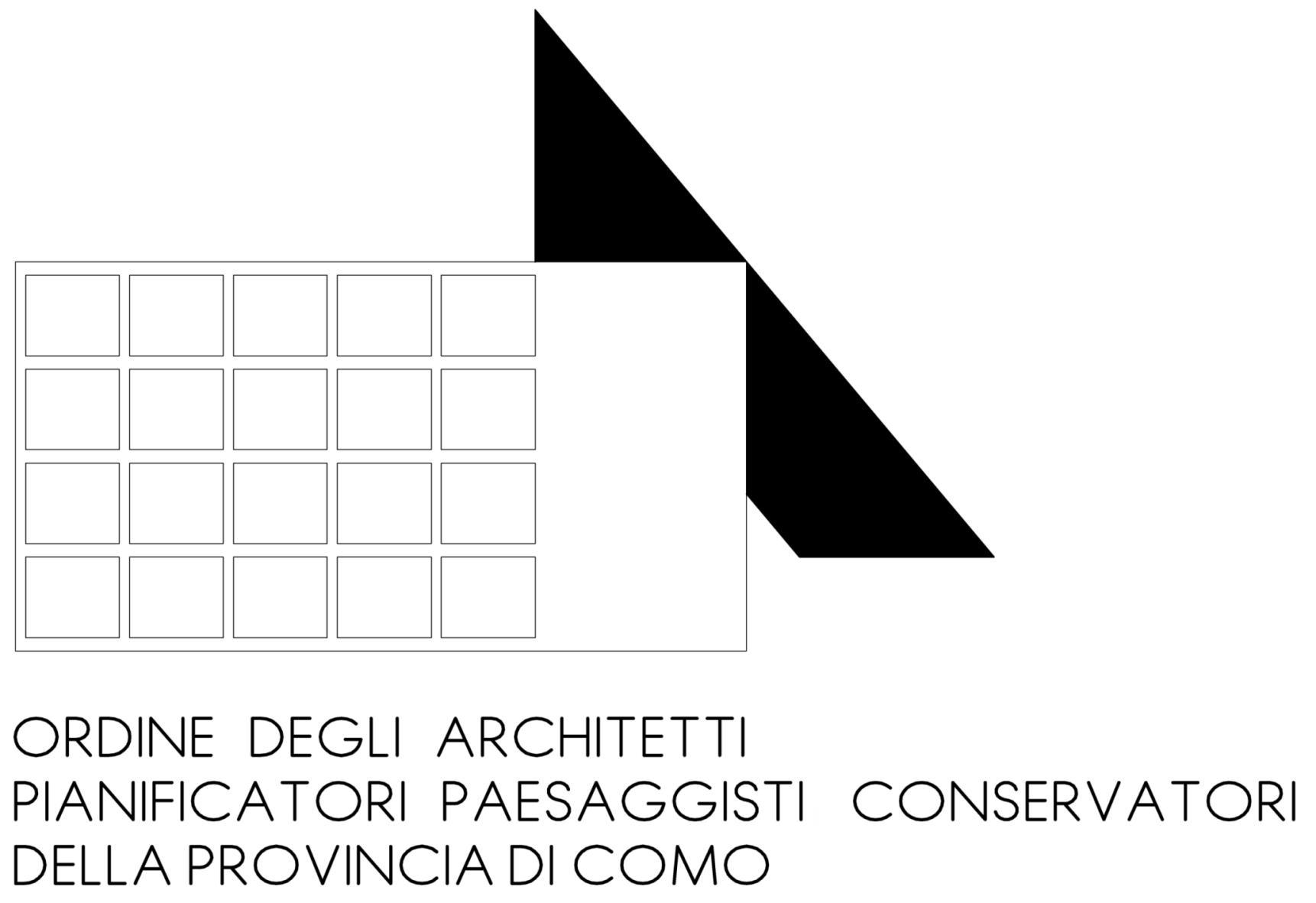 kogo ordine architetti provincia Como