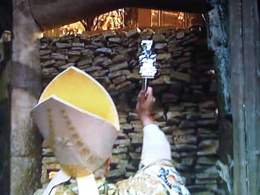 apertura della Porta santa jacopea2009